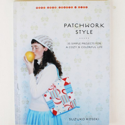 Patchwork style libro