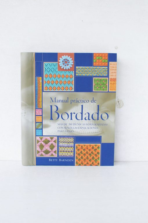 Manual práctico de Bordado