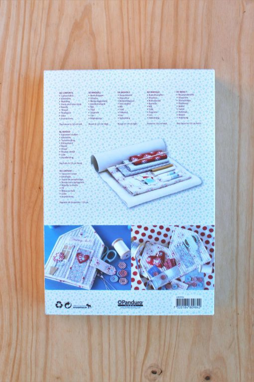 Kit de costura tilda para patchwork