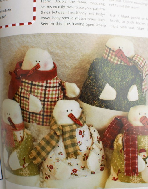 Libro patchwork Christmas Feelings