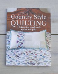 Libro patchwork Country Style Quilting Lynette Anderson