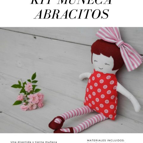 Kit muñeca abracitos