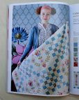 Colcha del libro de patchwork Tilda Sewing by Heart